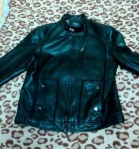 Мужская куртка размер 52