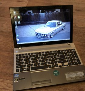 Новый Acer V3 core i5/8gb/1000gb GT 630-2gb