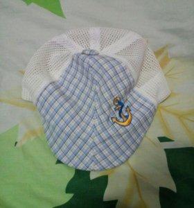 Летние кепки и панамки