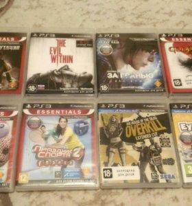 Диски для PlayStation 3 ( ps3 )