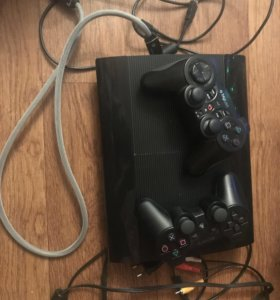 Sony PlayStation 3 Super Slim 500 ГБ