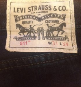 511Slim FIT Levi's WELLTHREAD