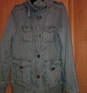 Курточка деним