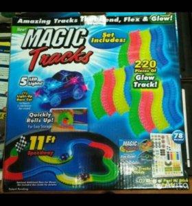 Конструктор (трасса с машинкой) Magic Tracks