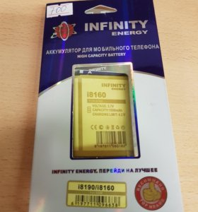 Аккумулятор Samsung S3 mini Ace 2
