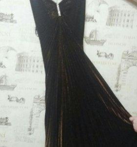 Вечернее платье,очень красивого цвета