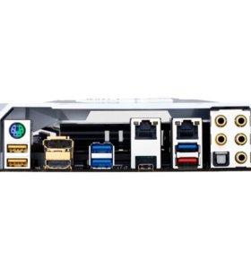 I7 6700k + gigabyte GA-Z170X-Gaming 7 + 32g ddr4