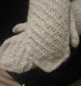 Новые рукавицы