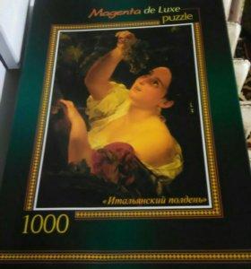 Пазлы 1000