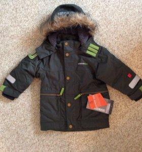Новая зимняя куртка Didriksons