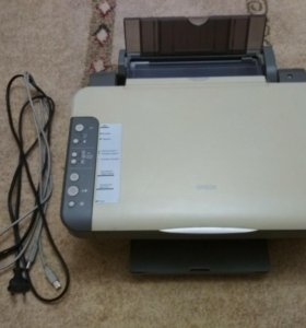 Принтер 3в1 epson cx3700