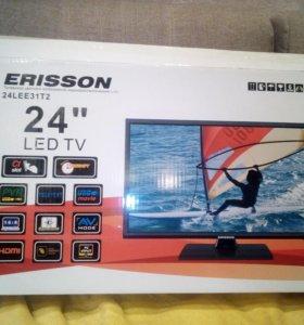 Erisson LCD+подарок DVD плеер