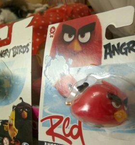 Машинки игрушки Энгри Бёрдз новые