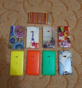 Чехлы на Nokia люмию 625