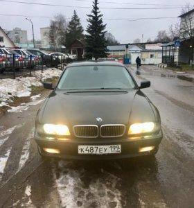 BMW 7er e38 3,5 АКПП