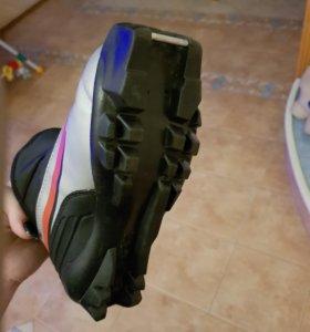 Лыжные ботинки детские 30.5р