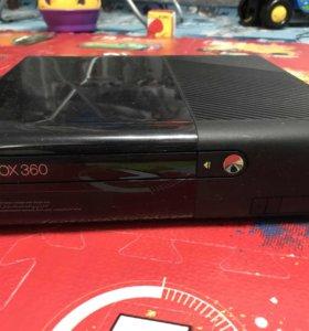 X-box 360, 500Гб, 2 джойстика