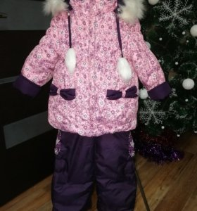 Костюм зимний (возраст 3-4 года)