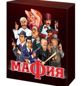 Карточная игра МАФИЯ НЕ Б/У