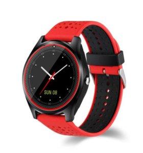 Умные часы V9 Smart Watch спорт