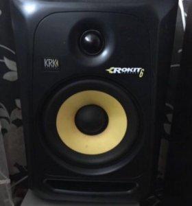 Студийный монитор KRK Rokit 6 G3