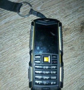 Бронированный телефон.
