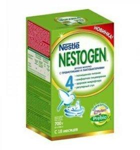 Nestogen 4 (c 18мес) 700гр