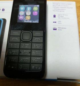 Новый телефон Нокиа 105