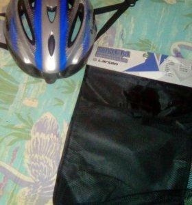 Шлем защитный с упаковкой