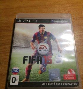 FIFA 15 на ps 3