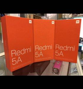 Xiaomi Redmi 5A 2/16gb 4 ядра