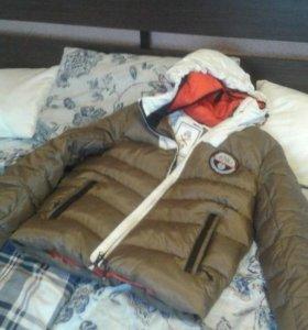 Куртка зимняя-демисзонная мужская