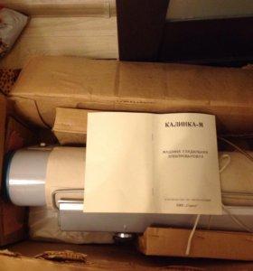 Машинка гладильная электробытовая Калинка- М