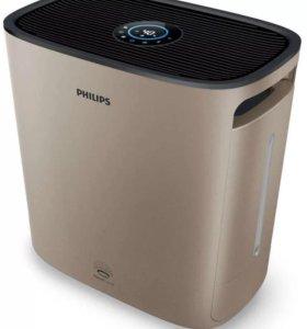 Новый увлажнитель воздуха Philips HU5931