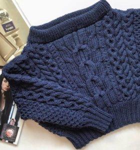 Женский свитер рубан