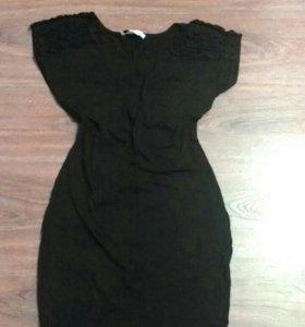 Платье фирмы бонприкс,тонкий трикотаж