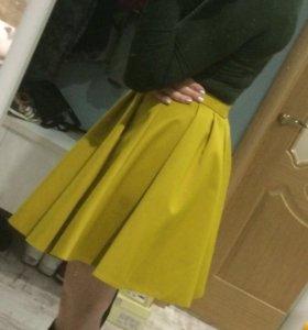 Нарядная юбка Mohito р.40-42