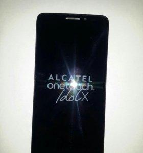 Alcatel Idol X