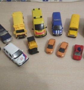 Машинки и машины