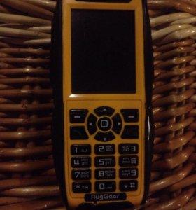 Мобильный телефон RugGear RG860 explorer