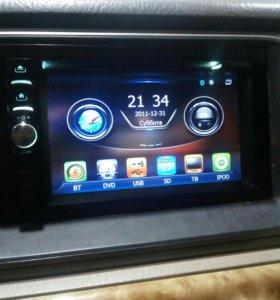 Автомагнитола InCar CHR-7740