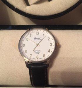 Часы Garde Ruhla Titan Saphirglas 21 Jewels