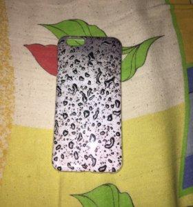 Новые чехлы на айфон 6,6s 150 рублей стоит один