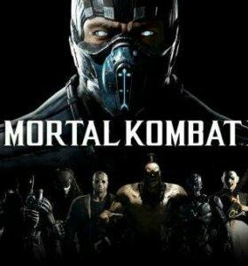 Wolfenstein2, Mortal Kombat Xl игры ps4