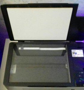 Многофункциональное устройство Epson Stylus SX125