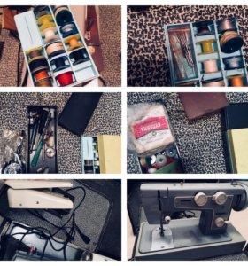 Машинка швейная в отличном состоянии
