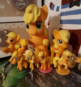 Набор игрушек My Little Pony для любителя Эпплджек
