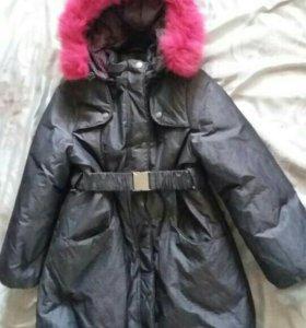 Десткое зимние пальто