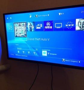 LED телевизор 32 дюйма