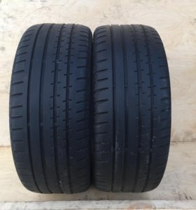 Шины 215/45 R17 Continental sportcontact 2